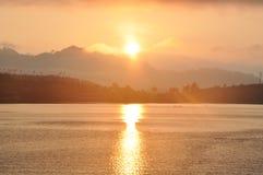 太阳的力量 库存图片