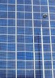 太阳的能源 库存照片