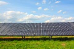 太阳的能源 库存图片