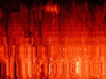 太阳的血液 免版税库存照片