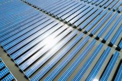 太阳能新的能量  免版税库存图片