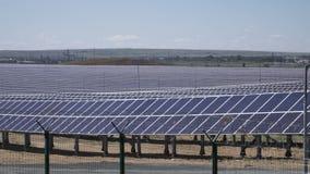 太阳能驻地 影视素材