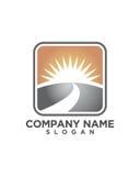 太阳金子成为业务保险摘要的伙伴 图库摄影