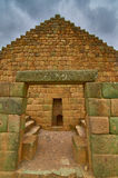 太阳3的寺庙 库存照片