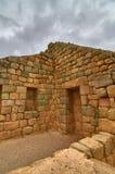 太阳4的寺庙 免版税图库摄影