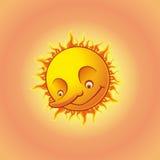 太阳 免版税库存图片