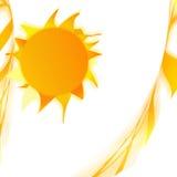 太阳 免版税库存照片