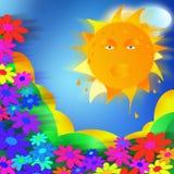 太阳 库存图片
