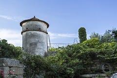 太阳dos Cerveiras,有历史的一个庄园 免版税库存照片