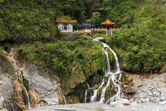 太鲁阁国家公园风景 免版税库存图片