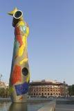 夫人我Ocell Joan Miro 库存图片