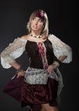 夫人海盗 图库摄影
