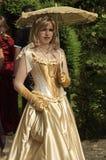 夫人维多利亚女王时代的著名人物 库存图片
