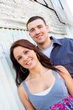夫妇从事了 免版税图库摄影