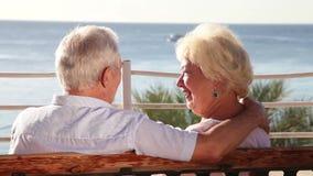 夫妇前辈假期 影视素材