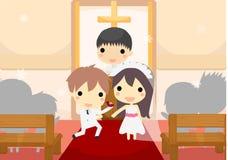 夫妇婚姻  皇族释放例证