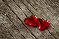 夫妇日例证爱恋的华伦泰向量 免版税库存照片