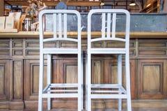 夫妇椅子 免版税库存图片