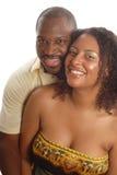 夫妇爱的年轻人 图库摄影