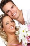 夫妇爱 免版税库存图片