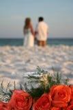 夫妇结婚了 图库摄影