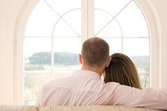 夫妇自由 免版税库存图片