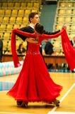 夫妇舞蹈 图库摄影