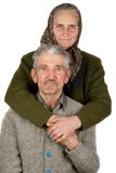 夫妇年长的人 库存图片