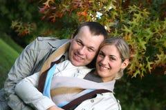 夫妇 图库摄影