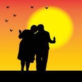夫妇 免版税库存照片