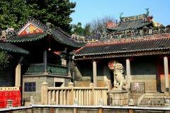 夫斯汉,广州, Guangdon,中国 免版税库存照片