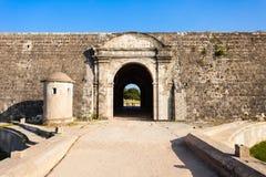 贾夫纳堡垒,斯里兰卡 图库摄影