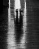 失踪的孩子 图库摄影