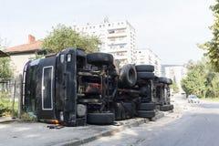 失败的卡车 图库摄影