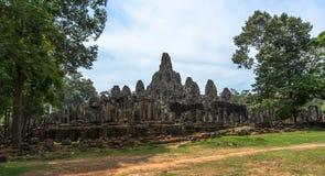 失去的市吴哥窟柬埔寨 免版税图库摄影