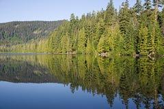 失去的湖A 免版税库存照片