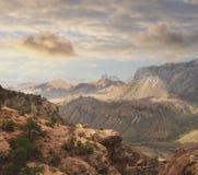 失去的矿足迹大弯曲国家公园 库存图片