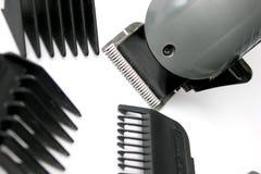 头发剃具 免版税库存图片