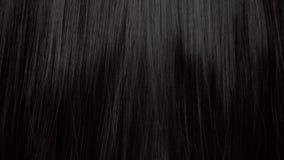 头发纹理背景,没有人 股票录像