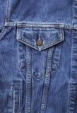 夹克牛仔裤 库存图片