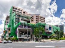 奇伦托夫人儿童医院在布里斯班 免版税库存图片