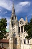 奇切斯特大教堂 免版税图库摄影