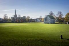 奇切斯特市政厅,苏克塞斯,英国 免版税库存照片