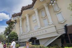 奇迹工作大楼奥兰多佛罗里达 免版税库存照片
