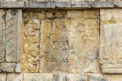 奇琴伊察,玛雅人构建的一个大哥伦布发现美洲大陆以前城市民用 免版税库存照片