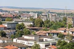 洛维奇-其中一个最旧的居住的地方在保加利亚 库存照片