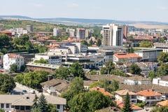 洛维奇-其中一个最旧的居住的地方,保加利亚 图库摄影