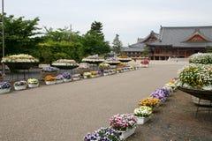 奈良temole 图库摄影