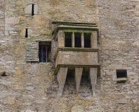 奉承城堡 库存照片