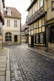 奎德林堡,德国 免版税库存图片